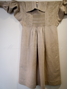 Antique smocks at the WI's Denman College
