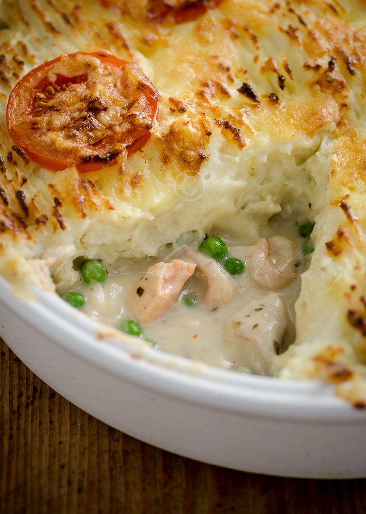 Fish pie – From the PictureKitchen