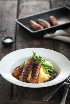 Sausages and mash-0026
